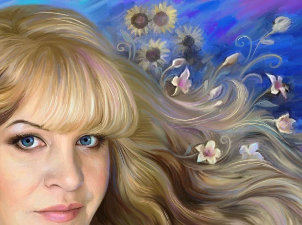 где заказать портрет на холсте в новосибирске