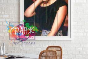 Картины на досках купить в стиле лофт Новосибирск